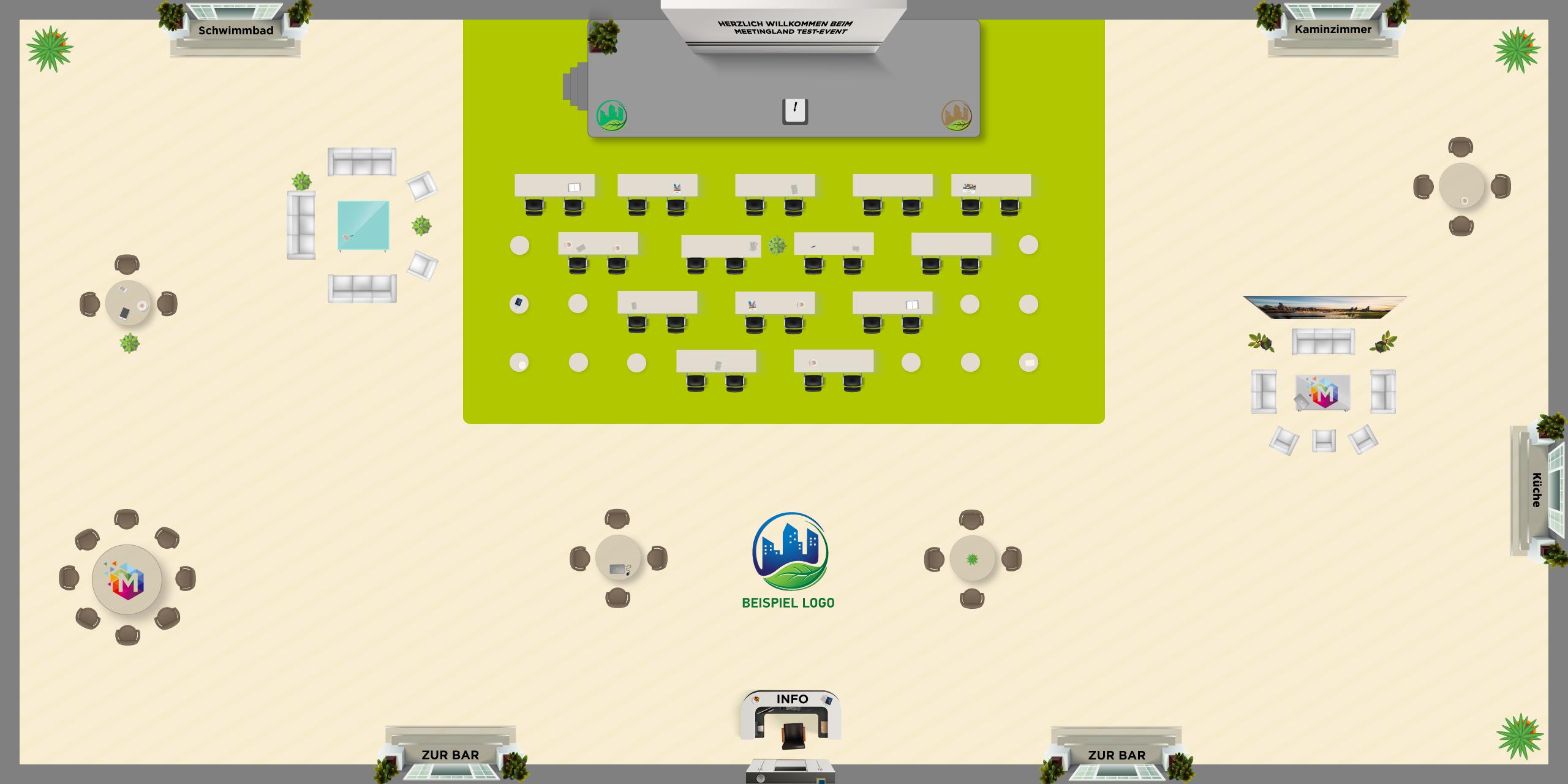 Karte Kongress